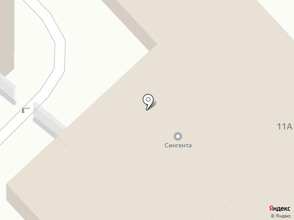 Кондитер Липецк на карте Липецка
