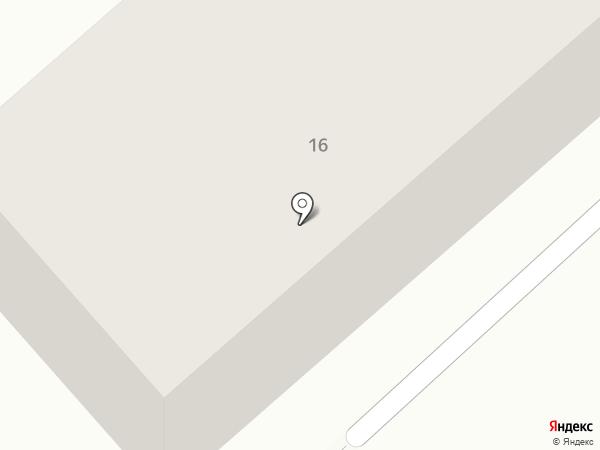 Ультра на карте Липецка