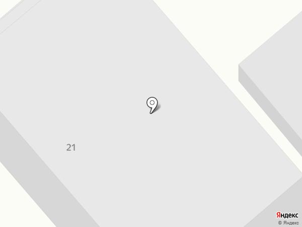 Компания по продаже пиломатериалов на карте Липецка