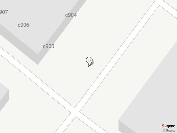 Сила авторемонта на карте Рязани