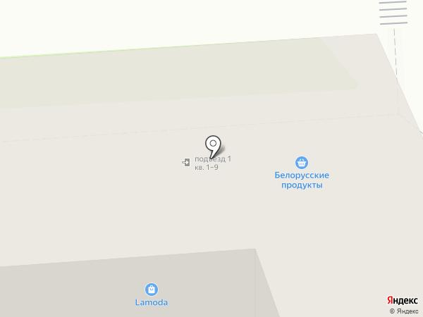 CMD на карте Липецка