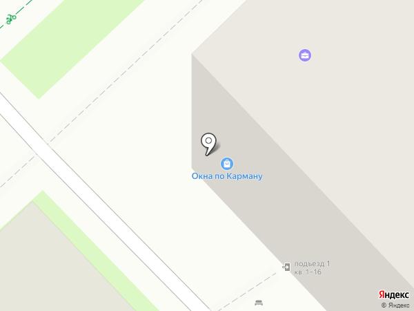REHAU на карте Липецка