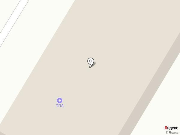 Зенит на карте Липецка