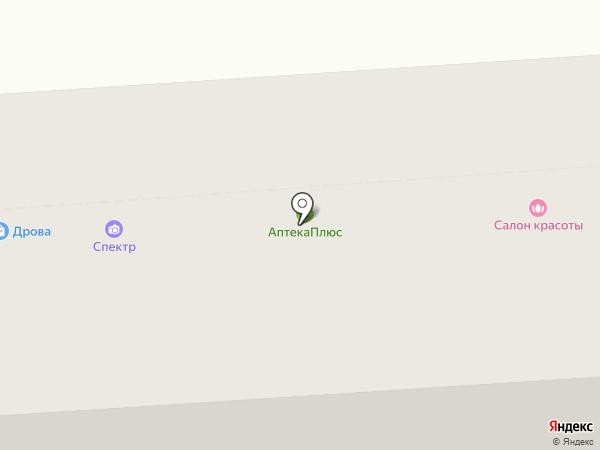 Елена на карте Липецка