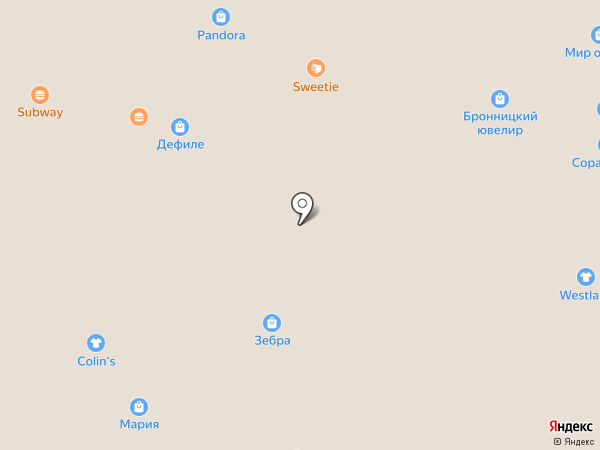 Миры самоцветов на карте Ростова-на-Дону
