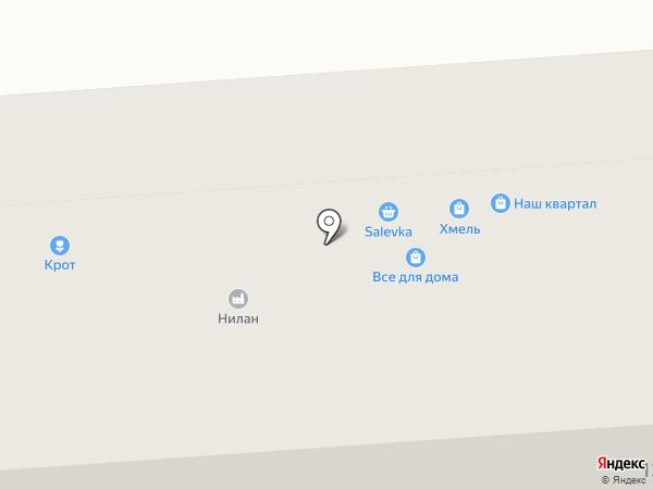 Эко ферма 48 на карте Липецка