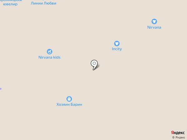 Belwest на карте Ростова-на-Дону