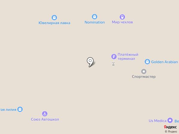 Ювелирная лавка на карте Ростова-на-Дону