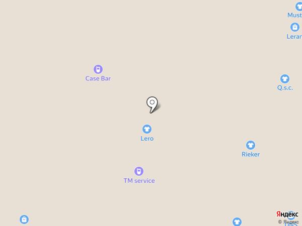 Lero на карте Ростова-на-Дону