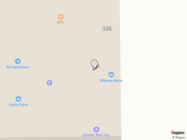 Дизель Парк на карте Ростова-на-Дону