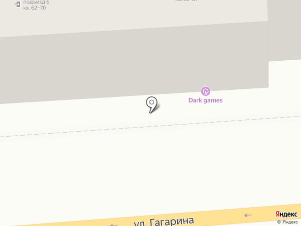 Bravo на карте Липецка
