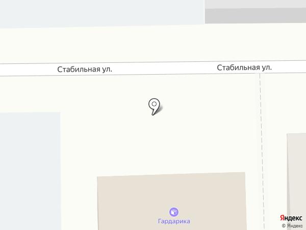 Ростовская нерудная компания на карте Ростова-на-Дону