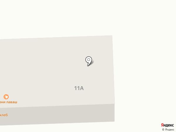 Автомойка на карте Ленинавана