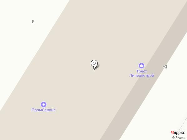 Новые технологии на карте Липецка