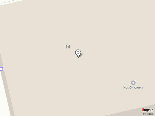 Животновод на карте Липецка