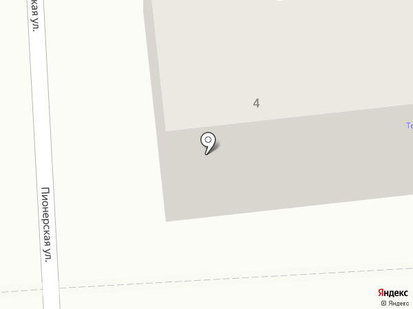 У Максима на карте Липецка
