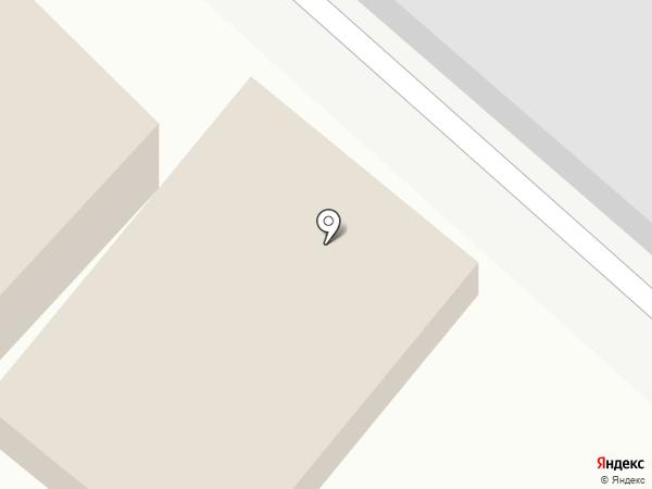 Автокомплекс на карте Ростова-на-Дону