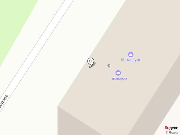 СМУ Строй Холдинг на карте Липецка