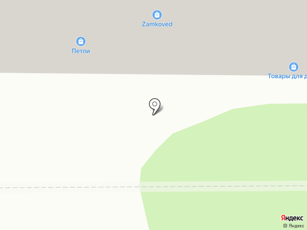 Имани на карте Ростова-на-Дону