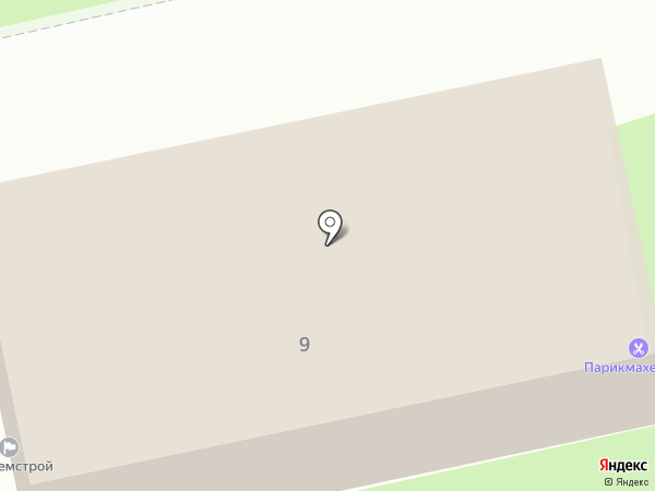 Медицинская компания-Липецк на карте Липецка