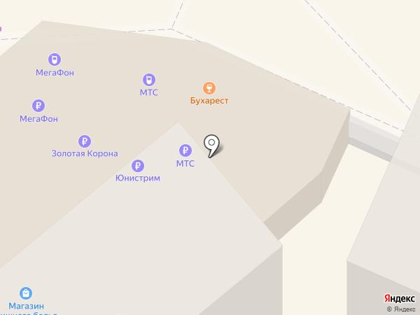 Связной на карте Липецка