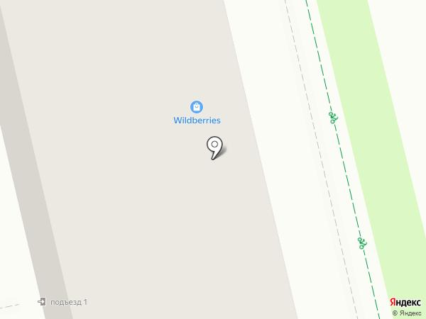Маришка на карте Липецка