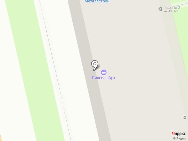 Велдпро на карте Липецка