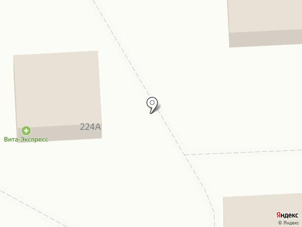 Олимп на карте Ростова-на-Дону
