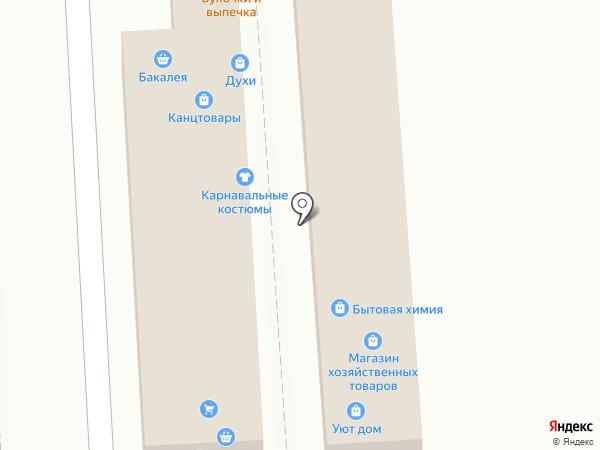 Сладкоежка на карте Ростова-на-Дону