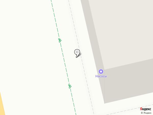 Грундфос на карте Липецка