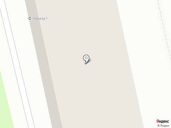 Чернышевой на карте Липецка