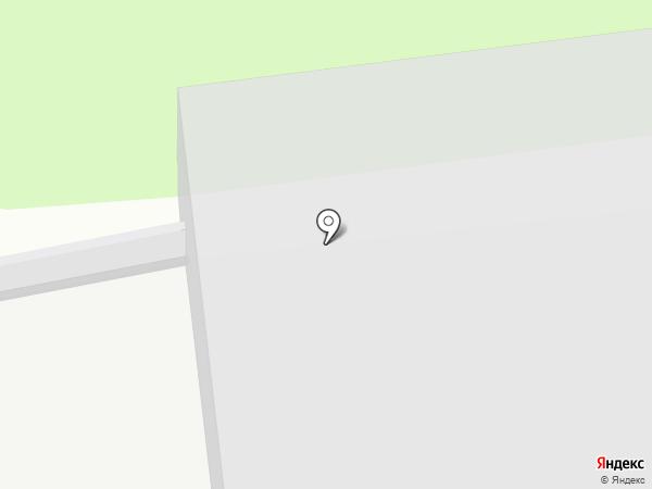 Главпанель на карте Липецка
