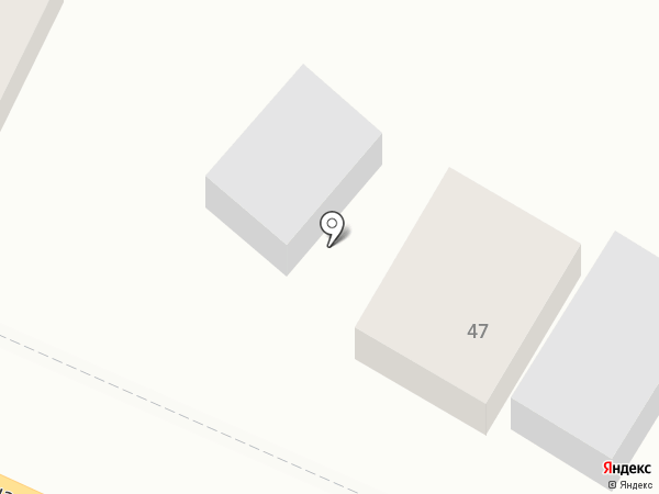 Фасоль на карте Ростова-на-Дону