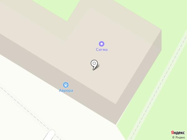 Росгосстрах на карте Липецка