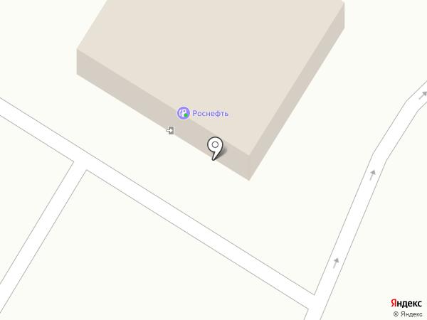 АЗС на карте Рязани