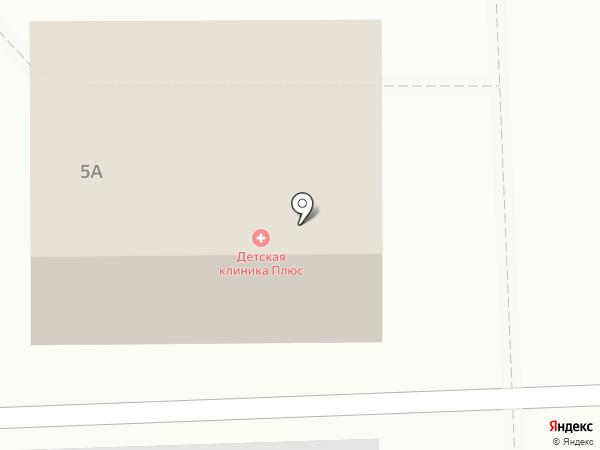 Ключ на карте Ростова-на-Дону