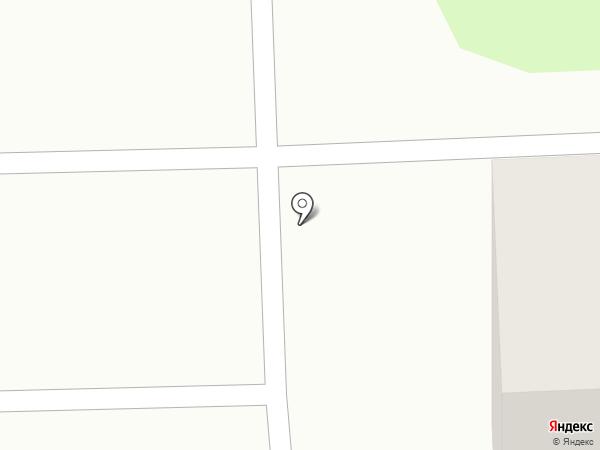 Киоск по продаже хлебобулочных изделий на карте Ростова-на-Дону