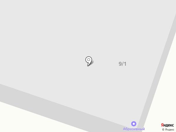 Фирма абразивный центр на карте Ростова-на-Дону
