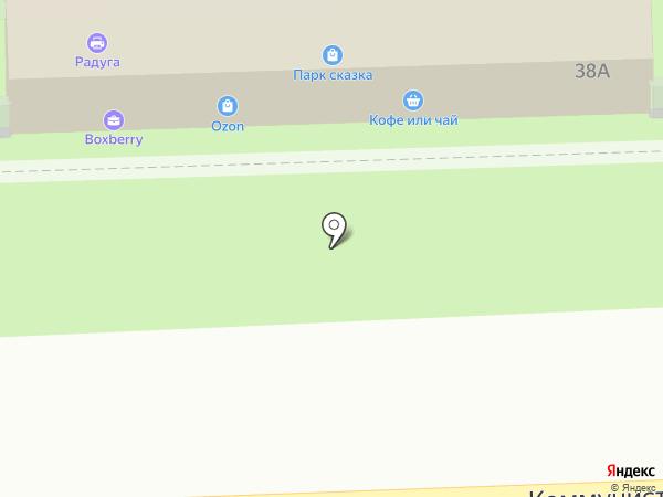 Хочу!Купи! на карте Ростова-на-Дону