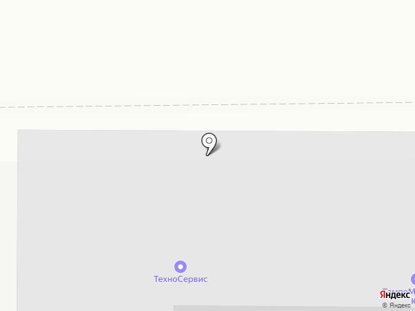 Магазин по продаже питьевой воды на карте Ростова-на-Дону