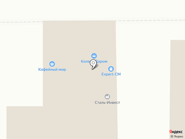 Тренинговый центр Владимира Пивоварова на карте Ростова-на-Дону
