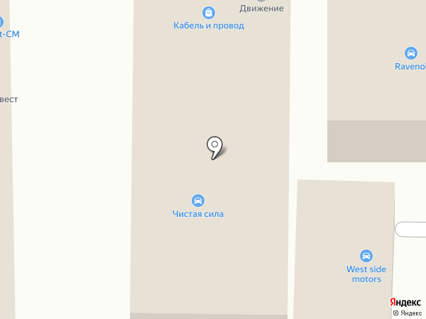 Грани на карте Ростова-на-Дону