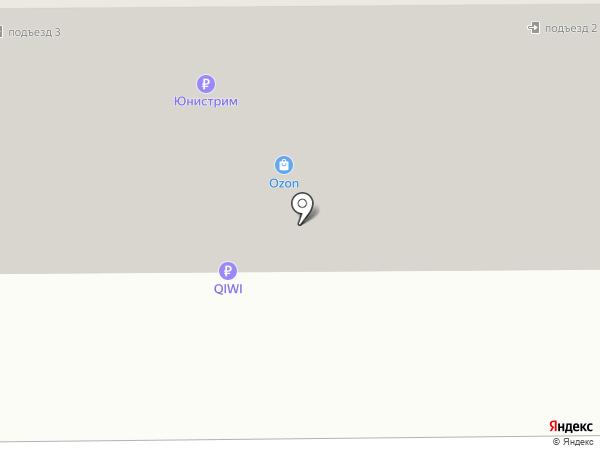 Техинвест-Сервис на карте Ростова-на-Дону