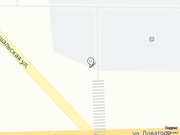 Камни Карелии на карте Ростова-на-Дону