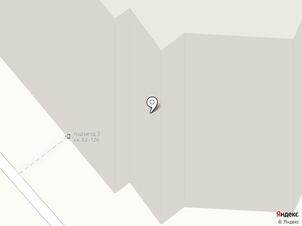 Сельских строителей дом 6 корпус 4, ТСЖ на карте Рязани