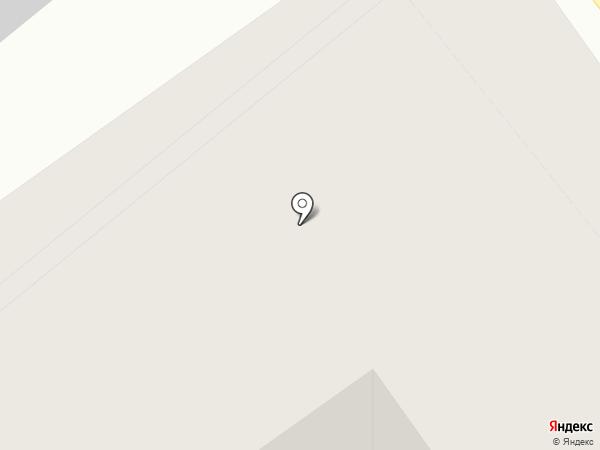Поликлиника-Недостоево на карте Рязани