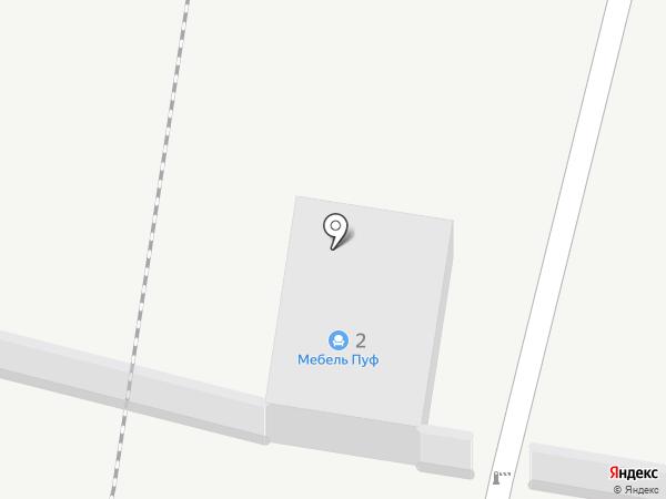 СТАН на карте Рязани