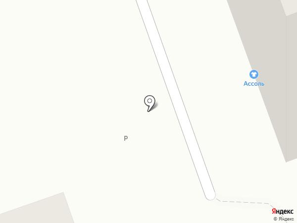 Рико-Сервис на карте Ростова-на-Дону