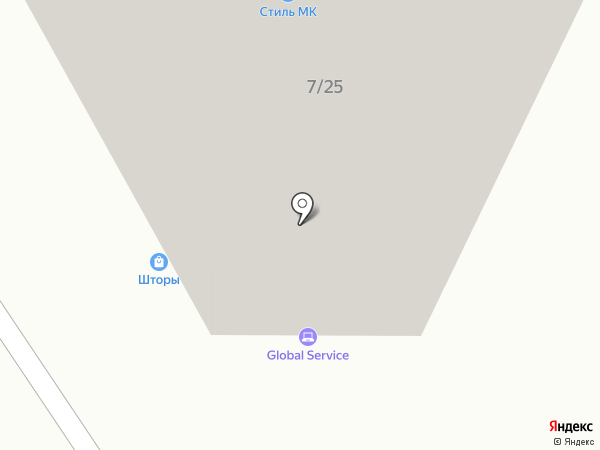 AutoSave на карте Ростова-на-Дону