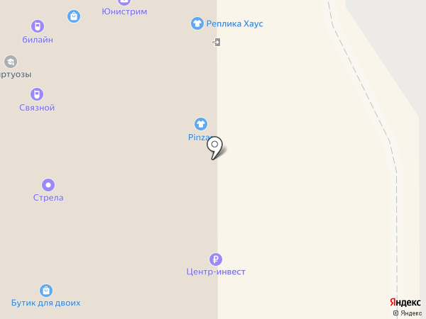 YOTA на карте Ростова-на-Дону
